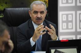 اول تعليق من رئيس الوزراء بعد تسجيل فلسطين اول حالة وفاة بالكورونا