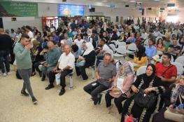 36 ألف مسافر تنقلوا عبر معبر الكرامة الأسبوع  الماضي