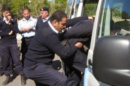 القبض على سائق دهس طفلتين واصابهما بجروح وفر من المكان