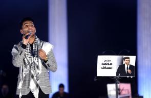 الفنان محمد عساف يحيي حفلاً غنائياً على مسرح روابي