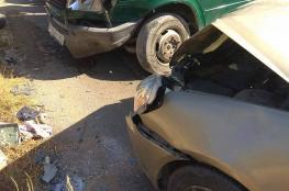 5 إصابات بجروح متوسطة بحادث سير قرب عزون شرق قلقيلية