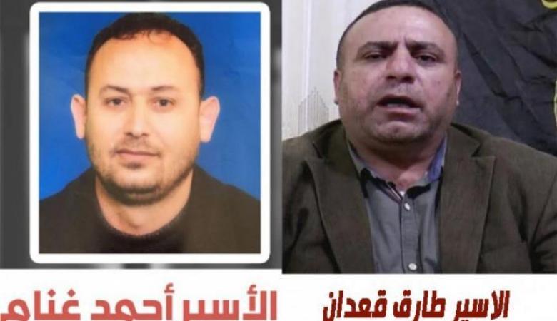 محكمة الاحتلال تنظر بالتماس ضد الاعتقال الإداري للأسيرين غنام وقعدان