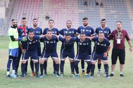 سلوان يستعيد صدارة الدوري الفلسطيني