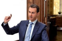 ليبرمان : بشار الأسد انتصر في الحرب السورية
