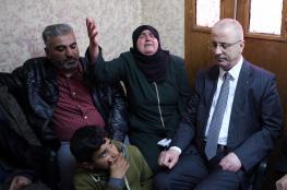 الحمد لله يؤكد : دم الحاج لن يذهب سدى ولن يفلت المجرمون من العقاب