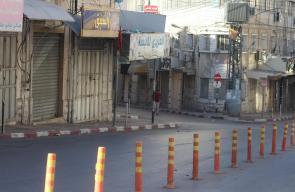 اضراب شامل في كافة الاراضي الفلسطينية والداخل المحتل
