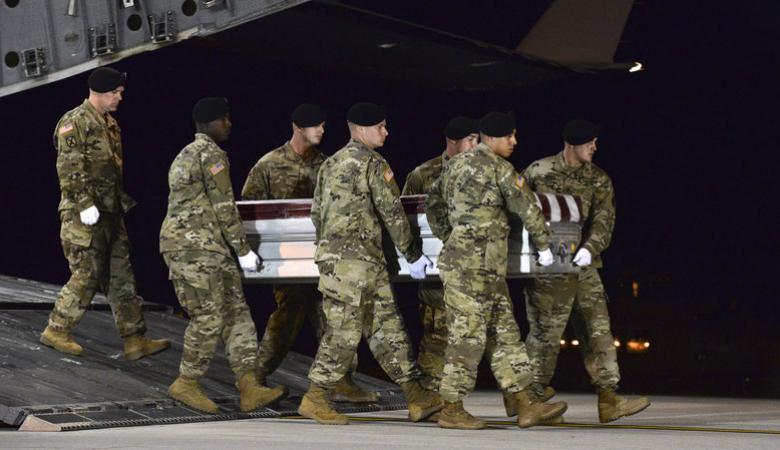 مقتل وإصابة 6 جنود أمريكيين في حادث بقاعدة عسكرية