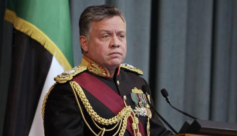 اوغلو :  لا نرى إلا الملك الاردني في معركة الدفاع عن القدس