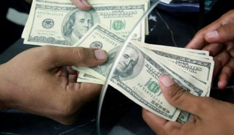 ارتفاع طفيف على سعر صرف الدولار