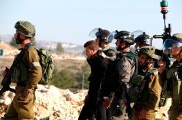 الاحتلال يعتقل 6 مواطنين من الضفة