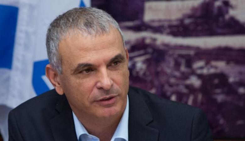وزير المالية الاسرائيلي يطرح خطة لتخفيف اعباء غلاء المعيشة
