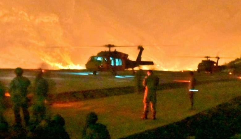 مقتل شرطيين عراقيين في قصف تركي وبغداد ترد