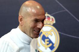 أول تعليق من زيدان على انباء رحيله عن ريال مدريد