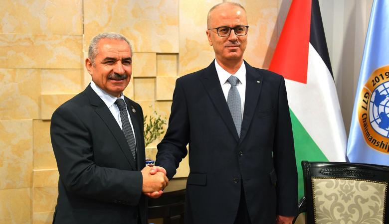 الحمدالله يدعو الحكومة الفلسطينية للبدء من حيث انتهت سابقاتها