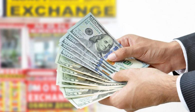 الدولار ينخفض امام الشيقل