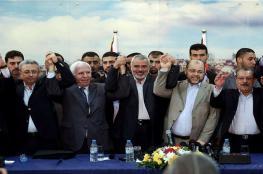 """العالول يكشف ما طلبته """"فتح"""" من مصر بشأن المصالحة"""