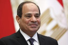 السيسي يوجه رسالة للرئس الجزائري الجديد