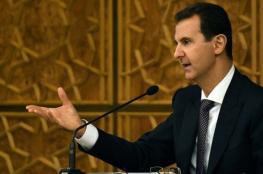 ترامب يكشف : خططت لتصفية بشار الاسد