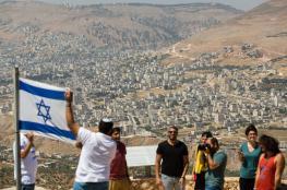 """الضم الصامت ..""""اسرائيل """" تستولي على آلاف الدونمات في الضفة"""