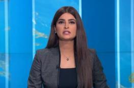 """شاهد ..""""علا الفارس """" في أول ظهور لها على قناة الجزيرة"""