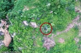 طائرة مسيرة تعثر على مجرم بقي مختبأ في كهف منذ 17 سنة
