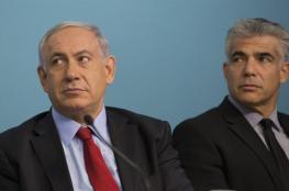 لابيد : لن اكون شريكاً في حكومة نتنياهو الفاسدة
