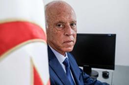 قيس سعيّد : تونس تضع كافة امكانياتها تحت تصرف الأشقاء في فلسطين