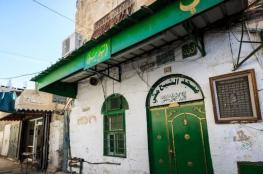 مستوطنون يعتدون على مسجد مكي في البلدة القديمة بالقدس