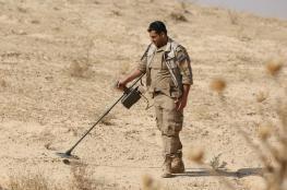 المانيا تقرر المساهمة بملايين الدولارات لازالة الالغام المنتشرة في الرقة السورية