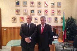 فلسطين وايطاليا توقعان 9 اتفاقيات تعاون ثنائية