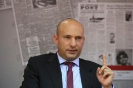 وزير اسرائيلي : يجب التعامل مع ايران بشكل مباشر لانها رأس الافعى
