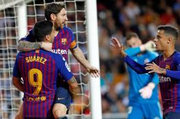 مدرب برشلونة : لهذا السبب تعادلنا امام فالنسيا