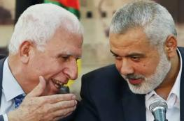 """الاحمد : مستعدون للذهاب الى الانتخابات بقائمة واحدة تضم """"حماس وفتح """" معاً"""
