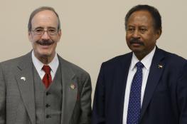 لأول مرة منذ 23 عاما..سفير سوداني لدى واشنطن