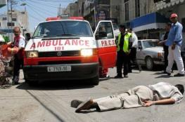 مصرع مواطن في حادث سير مروع جنوب نابلس