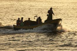 بحرية الاحتلال تستهدف مراكب الصيادين شمال قطاع غزة