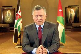 العاهل الاردني : نقل السفارة الى القدس سيقوض تحقيق السلام