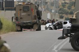 """""""اسرائيل """" تعلن اصابة جندي بجراح خطيرة في هجوم الخليل"""