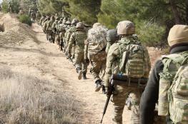 مقتل قائد مشاة الجيش التركي في عفرين السورية