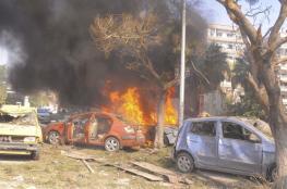 قتلى وجرحى في تفجير قرب مقر أمني في العاصمة السورية دمشق