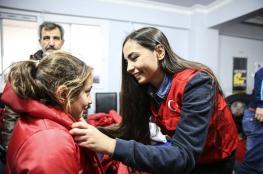 تركيا : لايوجد لاجئ بالعراء لدينا في ظل البرد