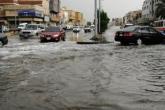 الطقس: تواصل انخفاض الحرارة والتحذير من السيول