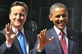 اوباما : لا حل للازمة السورية الا عبر المفاوضات