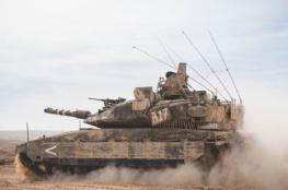 """الجيش الاسرائيلي : """"لا حل مع غزة الا بعملية عسكرية واسعة """""""