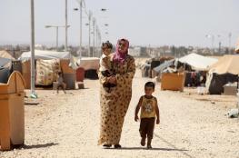 الاردن : نشجع على عودة الحتمية للاجئيين السوريين الى بلدهم