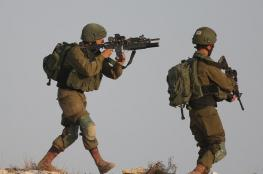 إصابة ضابطين وجنديين إسرائيليين بانفجار صاروخ
