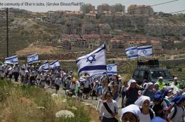 قائد اسرائيلي بارز يتعهد بفرض السيادة على الضفة الغربية