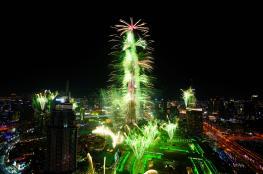 """دبي تتحدث عن احتفالات """"غير مسبوقة """" لاستقبال العام 2020"""