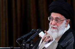 خامنئي يكشف عن الجهة التي نفذت الهجوم على الحرس الثوري الايراني