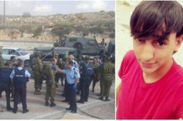 قوات الاحتلال تعتقل شقيق الشهيد قتيبة زهران